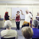 Bailar previene enfermedades mentales, cardíacas y musculares