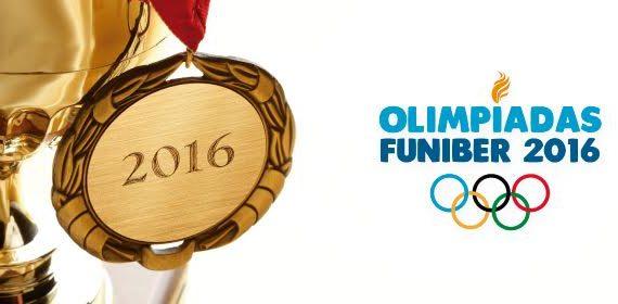 Presentamos al ganador del concurso Olimpiadas FUNIBER