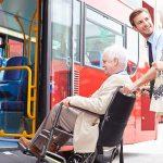 Ciudades que mejoran la accesibilidad en el transporte público