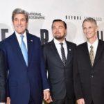 Leonardo Di Caprio difunde su documental sobre el medio ambiente