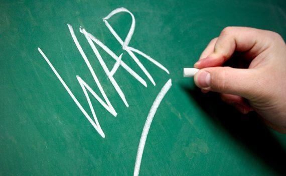 Ser profesor en zonas de conflicto