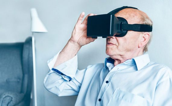 La realidad virtual ayuda a pacientes con lesiones motoras