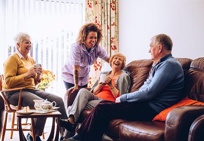 Cohousing viviendas compartidas para ancianosfuniber for Viviendas compartidas en madrid