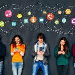 Un tercio de la población mundial es usuario de redes sociales