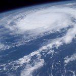 El espantoso huracán Irma que amenaza las islas del Atlántico