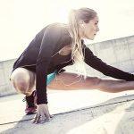 El estiramiento dinámico protege al músculo en los esprints
