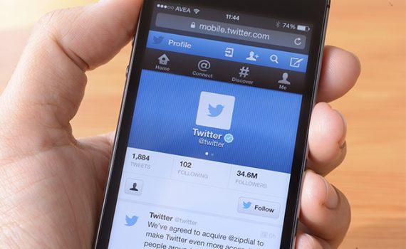Críticas a Twitter por el incremento del número de caracteres en sus mensajes