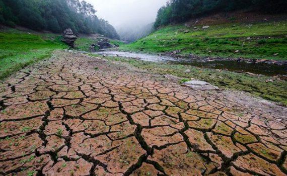 La falta de lluvias en España provoca sequía prolongada
