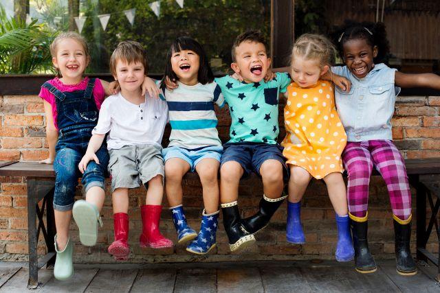 La importancia de una alimentación saludable para la autoestima de los niños