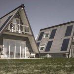 Vivir en una casa plegable ya es posible
