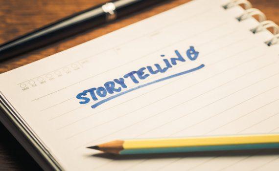Contar historias como estrategia de Marketing