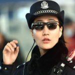 Gafas de reconocimiento facial implementadas por el Gobierno chino