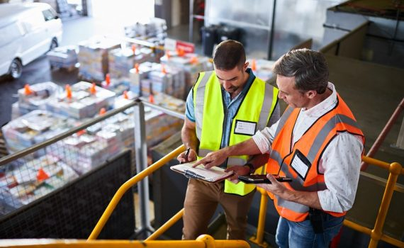Gestión logística en las empresas