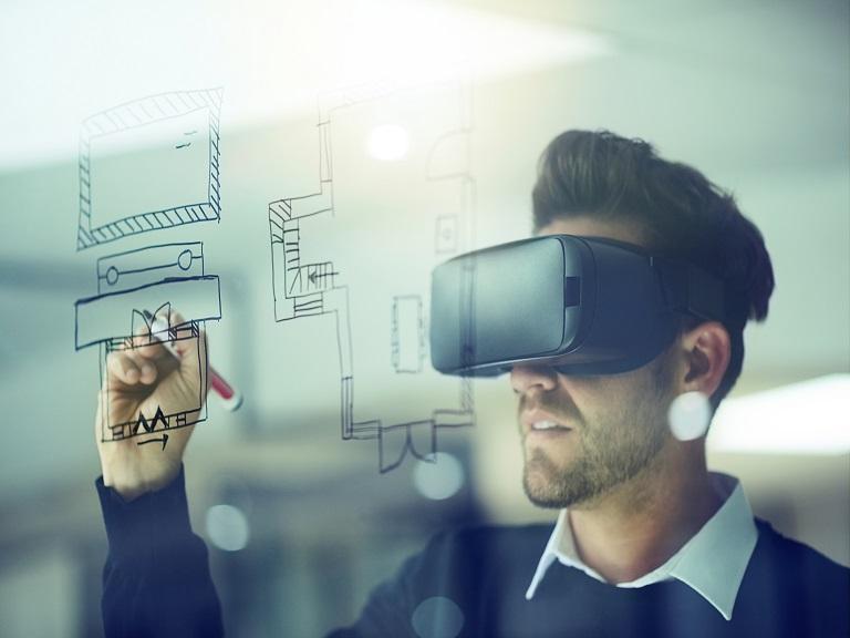 Realidad Virtual + Realidad Aumentada = Realidad Mixta