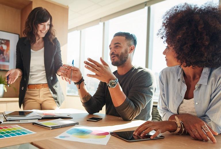 Cinco pasos para ser un líder inspirador