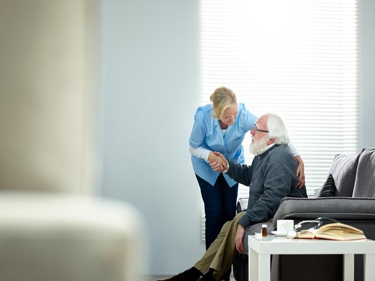 Seguridad de pacientes en centros geriátricos