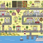 Profesor de español crea mapa con recursos para clases