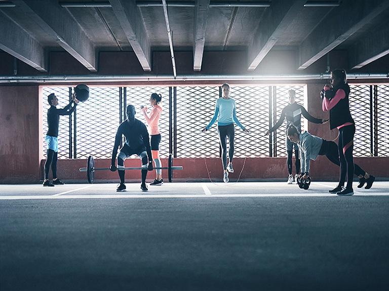 Actividad física vigorosa podría inhibir el apetito