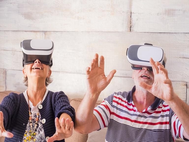 Realidad Virtual ayuda a pacientes con demencia