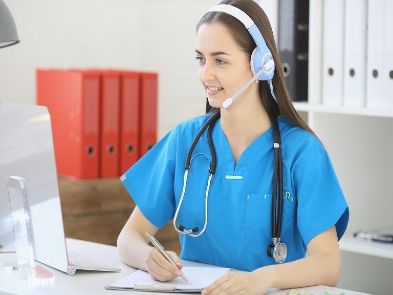 Atención digital en el sector salud