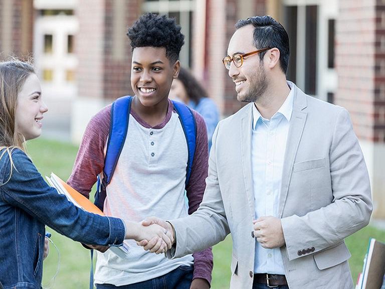 Las principales funciones de los líderes escolares