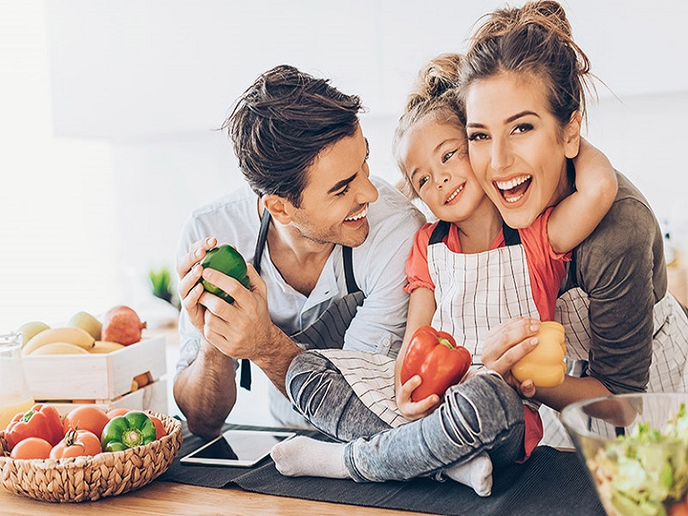 Mejores hábitos de la madre, menos riesgo de obesidad en los hijos