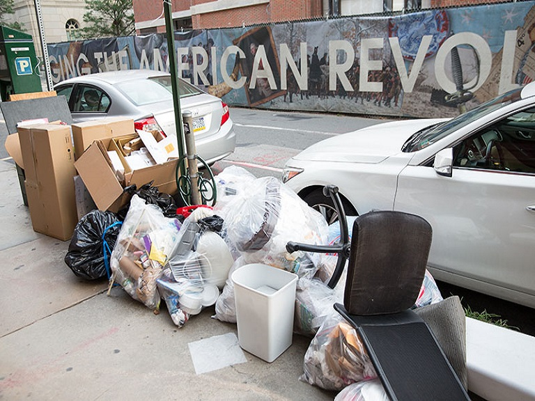 Los Ángeles reduce basura con ayuda de aplicación