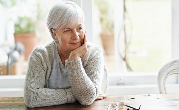 La mayoría de viudas son mayores de 60 años