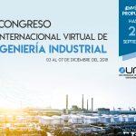 Abierta convocatoria para participar en el Congreso virtual de Ingeniería Industrial