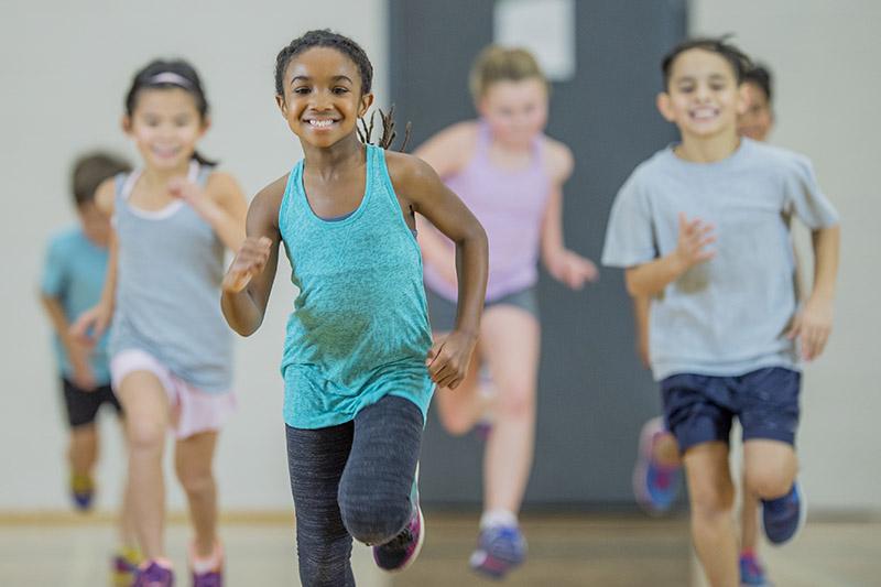 Vídeos para estimular la actividad física entre niños y adolescentes