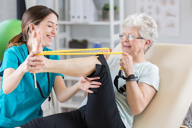 Ejercicios físicos para quien tiene artritis