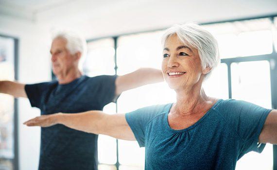Los mejores ejercicios para quien tiene osteoporosis