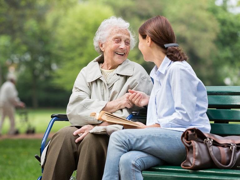 Ciudades amigables, comunidades adaptadas a las personas mayores