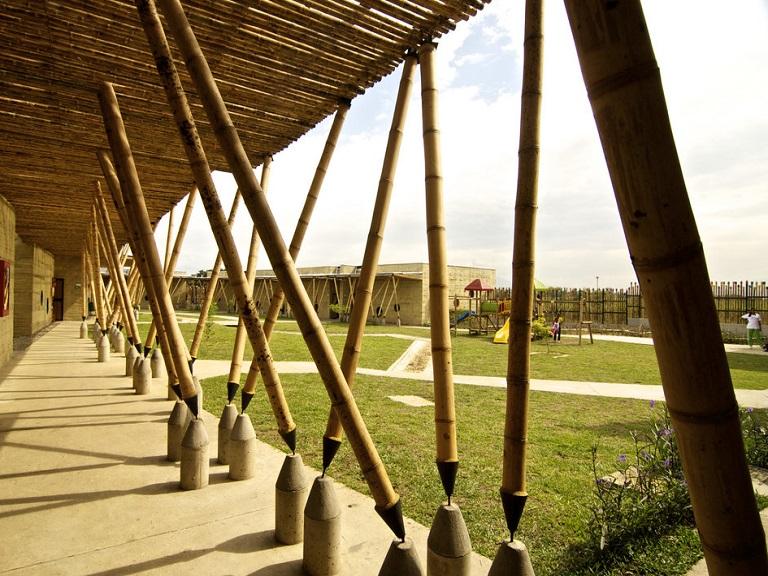 El centro colombiano El Guadual, premiado en la Bienal de Venecia
