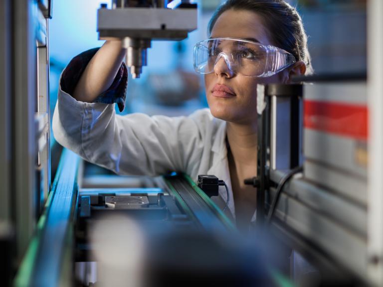 Un plantilla capaz de detectar úlceras, ganadora del Innovators Under 35