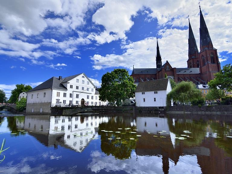La ciudad sueca de Uppsala, premiada por sus proyectos sostenibles