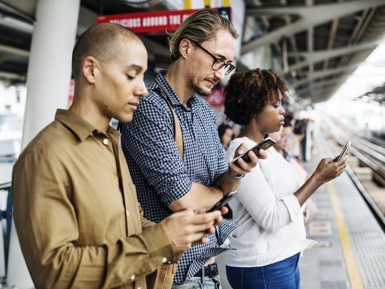 ¿Qué pasa con los celulares cuando quedan anticuados?