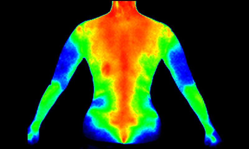 Una tecnología que calcula la temperatura ayuda a prevenir lesiones