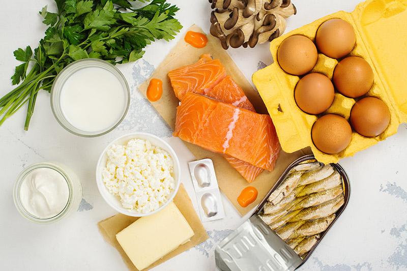 La vitamina D podría mejorar la salud de las mujeres con osteoporosis