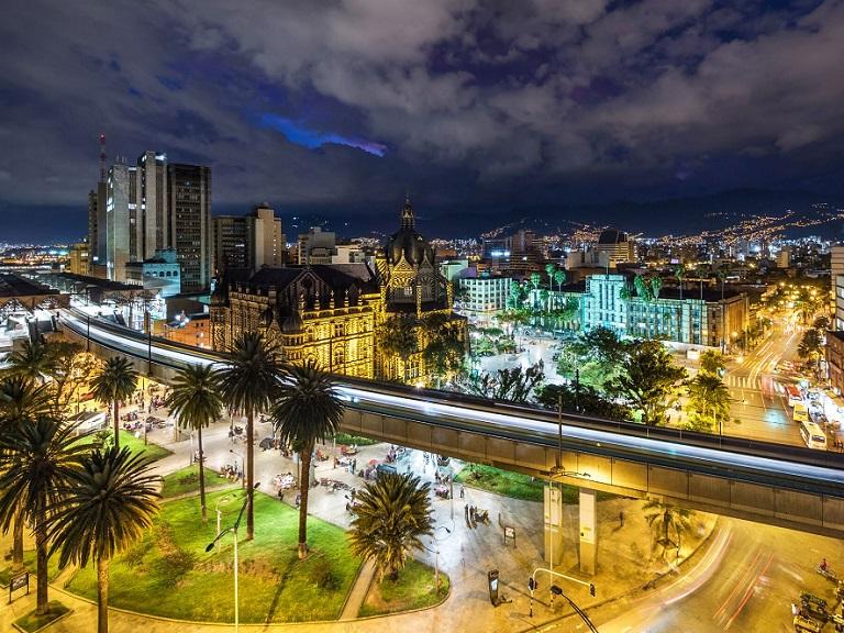 Medellín será la sede del Centro para la Cuarta Revolución Industrial