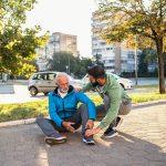 El ejercicio permite prevenir las caídas en mayores de 60 años