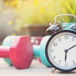 Los efectos de la actividad física cambian según la hora del día