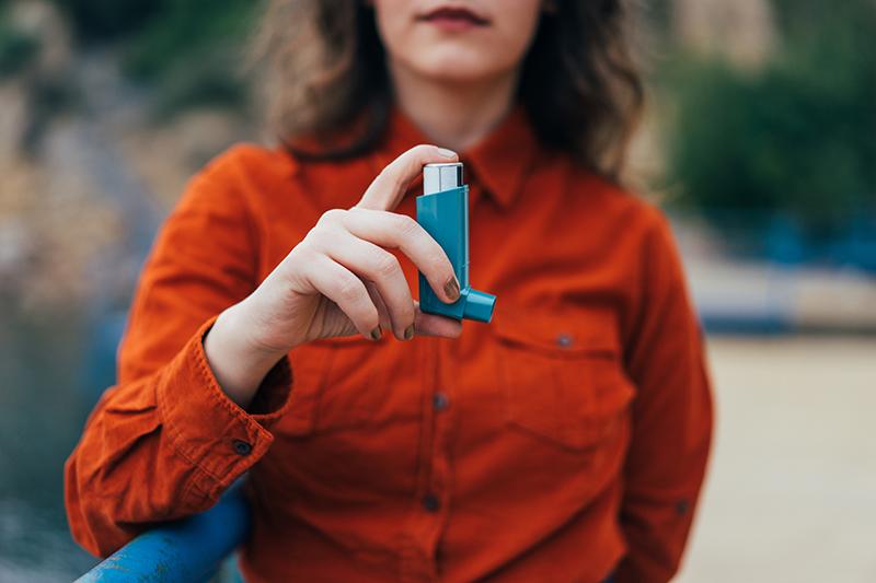 La alimentación muy calórica podría provocar asma