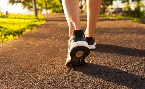 En EE.UU., el gobierno recomienda 150 minutos de actividad por semana