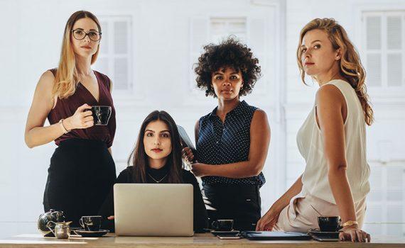 Las tecnologías de la información no escapan al talento femenino