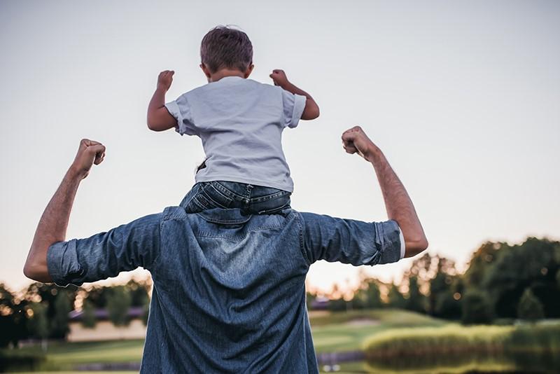 Los beneficios de la práctica deportiva se transmiten a los hijos