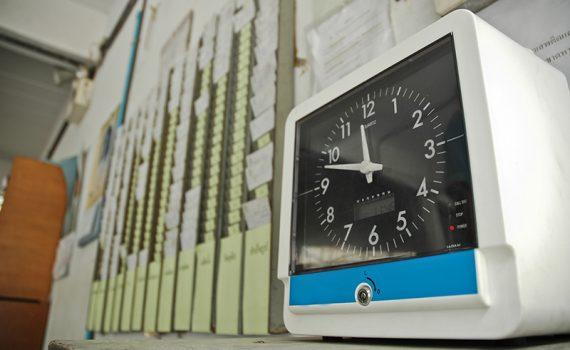 La polémica del control horario