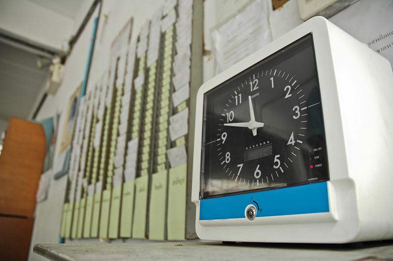 La polémica del control de horario