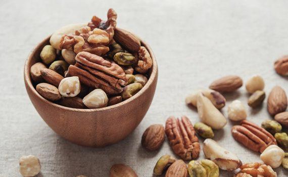 Consumo de frutos secos en el embarazo trae beneficios para el niño