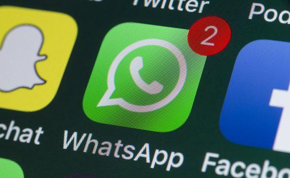 Whatsapp alerta de software espía malicioso